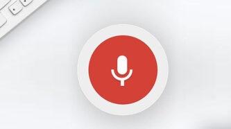 spraak naar tekst - spraakgestuurd typen - google