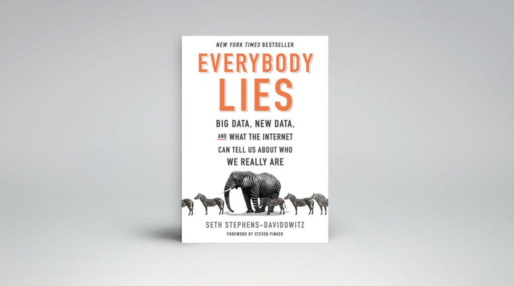 Everybody Lies is en boek over big data.