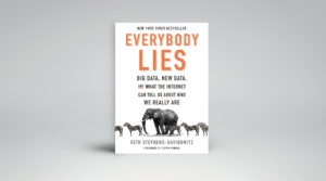 Everybody Lies is en boek over big data.