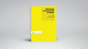 Het boek Marketingcommunicatiestrategie van Floor, Van Raaij en Bouwman is een icoon voor iedereen die werkt in marketingcommunicatie.