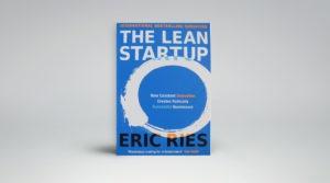 The Lean Startup is een boek van Eric Ries over hoe je innovaties snel en met grotere kans op succes kunt doorvoeren.