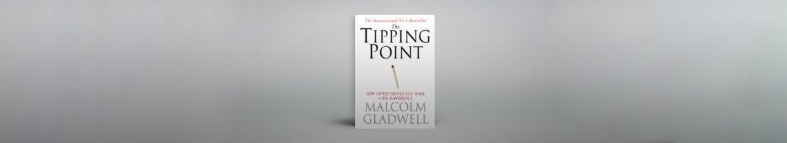 In zijn boek The Tipping Point laat Malcolm Gladwell zie hoe rages ontstaan.