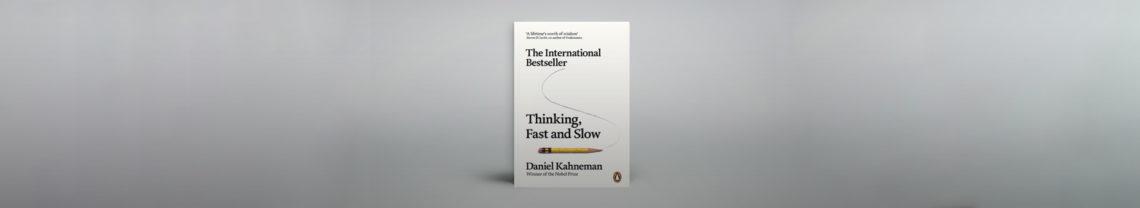 Het boek Thinking Fast and Slow / Ons Feilbare Denken is een must-read voor iedere marketeer die meer wil weten over behavioural economics.