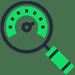 Icon zoekwoordonderzoek