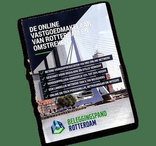 Brochure beleggingspand rotterdam