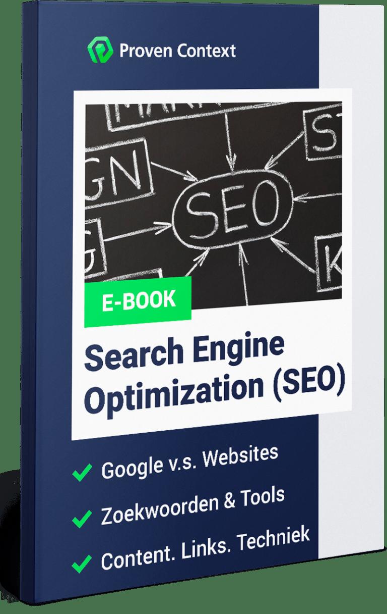 ebook seo - search engine optimization