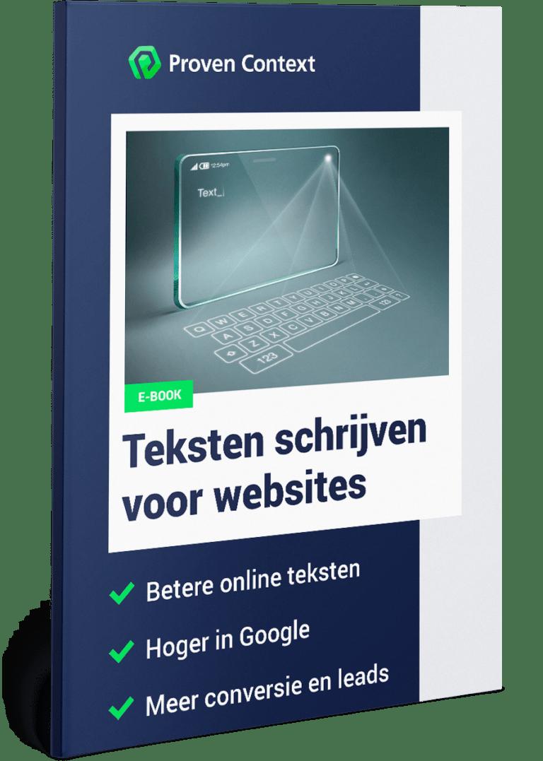 Teksten schrijven voor websites ebook whitepaper
