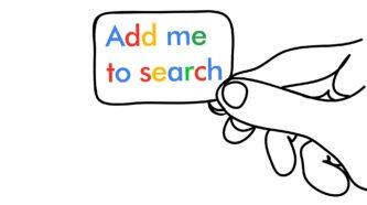 Add me to Search: nieuwe functie van Google