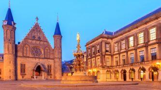 Troonrede - Statenzaal - Binnenhof - Den Haag